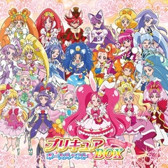 PreCure Vocal Best Box 2013-2017 CD5