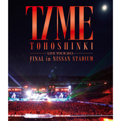 TOHOSHINKI Live Tour 2013 ~TIME~ Final in Nissan Stadium - DBSK