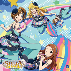 THE IDOLM@STER STELLA MASTER 02 Seisai Stepper - Various Artists