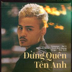 Đừng Quên Tên Anh (Single) - Hoa Vinh