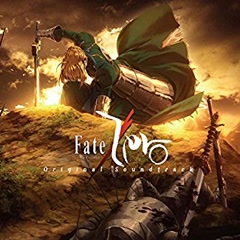 Fate/Zero Original Soundtrack CD3