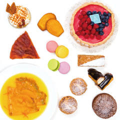 Pâtisserie kamome CD2