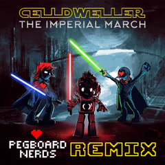 The Imperial March (Pegboard Nerds Remix) - Celldweller