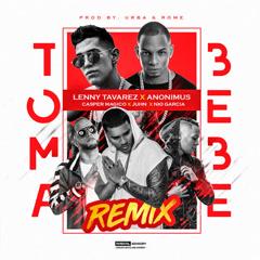 Toma Bebe (Official Remix) - Lenny Tavárez