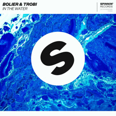 In The Water (Single) - Bolier, Trobi