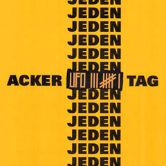 Acker Jeden Tag (Single)