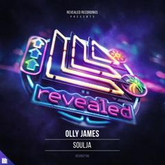 Soulja (Single) - Olly James