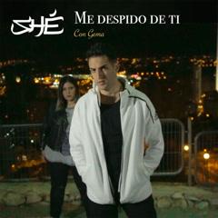 Me Despido De Ti (Single)