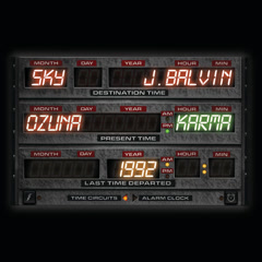 Karma (Single) - Sky, J Balvin, Ozuna