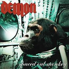 Spaced Out Monkey - Demon