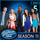 American Idol Season 11 Top 5