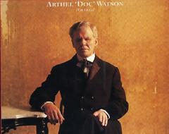 Portrait - Doc Watson