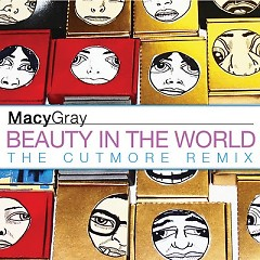 Beauty In The World (The Cutmore Remixes) - EP