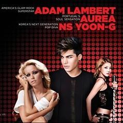 H-Artistry 2013 - Adam Lambert,NS Yoon Ji,Aurea