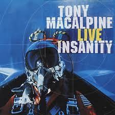 Live Insanity - Tony Macalpine