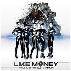 Like Money - Wonder Girls,Akon