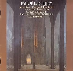 Requiem, Cantique, Messe Basse, Motets - Gabriel Faure