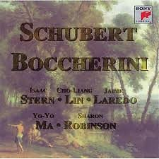 Schubert And Boccherini String Quintets