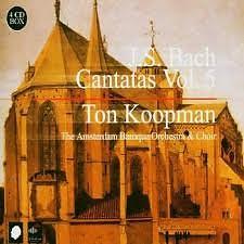 Bach - Complete Cantatas, Vol. 5 CD 1 No. 1