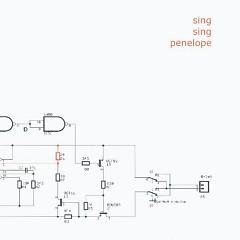 Sing Sing Penelope - EP
