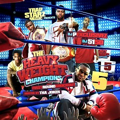 The Heavy Weight Champions 5 (CD2)