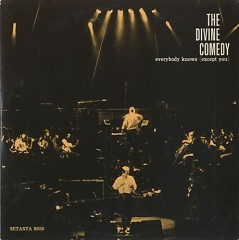 Everybody Knows (Except You) (CD2-Orange) - The Divine Comedy