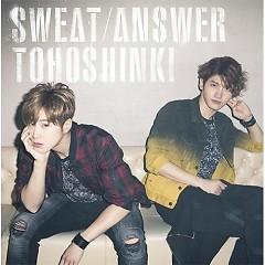 Sweat/ Answer (Japanese)