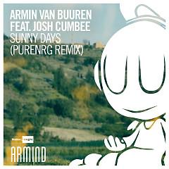 Sunny Days (Single) - Armin van Buuren, Josh Cumbee