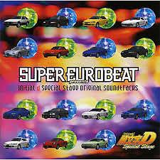 Initial D Special Stage Original Soundtracks (CD1)