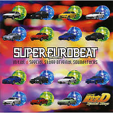 Initial D Special Stage Original Soundtracks (CD3)