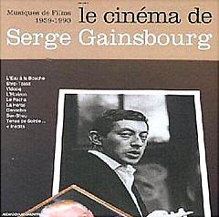 Gainsbourg Cinéma Chansons 1959-1980