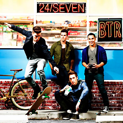24/Seven (Deluxe Edition) - Big Time Rush