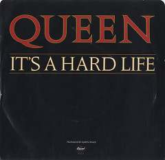 It's A Hard Life - CDS
