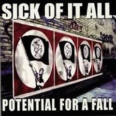 Potential For A Fall (EP) - Sick Of It All
