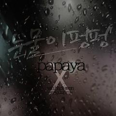 Tears Fall  - Papaya