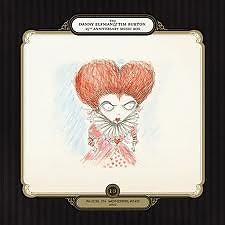 The Danny Elfman & Tim Burton 25th Anniversary Music Box Disc 13: Alice In Wonderland No.3