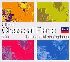 Ultimate Classical Piano CD5  No.1