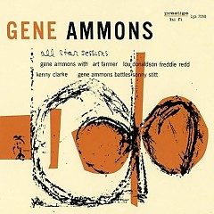 All-Star Session with Sonny Stitt - Gene Ammons