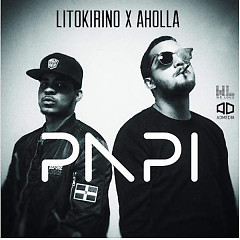 Papi (Single) - AHoLLa, Lito Kirino