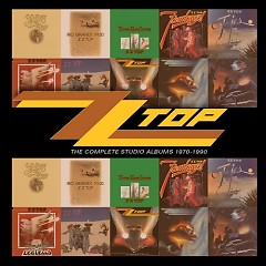 The Complete Studio Albums 1970-1990 CD10 - ZZ Top