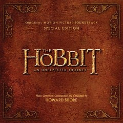 The Hobbit: An Unexpected Journey (Special Edition) - CD1