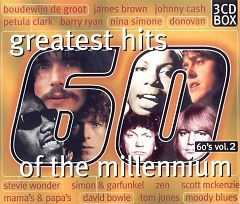 Greatest Hits Of The Millennium 60's Vol.2 (CD3)