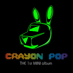 CRAYON POP The 1st MINI album