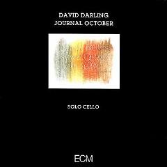 Jurnal October - David Darling