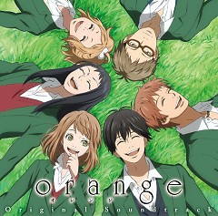 Orange Original Soundtrack CD2 - Hiroaki Tsutsumi