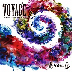 VOYAGE - 10TH ANNIVERSARY BEST ALBUM CD2
