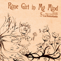 Rune Girl in My Mind - La Sonotasia