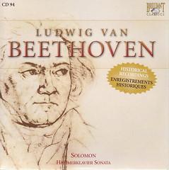 Complete Works CD 094 Piano Sonatas Nos. 29 & 32  Solomon