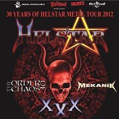 XXX 30 Years Of Hel (CD1) - Helstar
