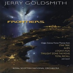 Frontiers: Classic Science Fiction Themes Soundtrack